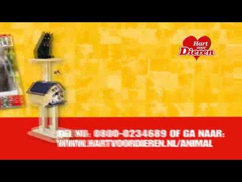 Hart voor Dieren Commercial