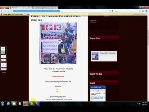 How to download project igi 3(The plan)