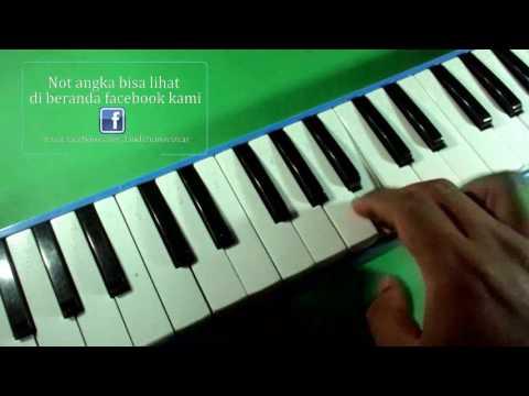 Surat Cinta Untuk Starla - Virgoun - Pianika Cover