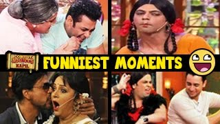 Best of Comedy Nights with Kapil –  The Funniest Moments & Episodes with Kapil Sharma
