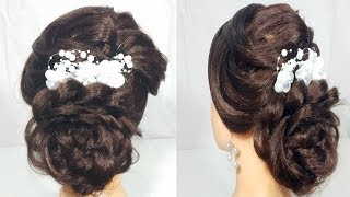 Beautiful Hairstyles for long hair || Bridal Hairstyle 2019 For girls || hair style girl