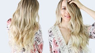 Hair Extensions 101 and Q&A! - KayleyMelissa