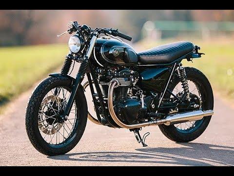 Kawasaki W650 W800 New Retro Motorcycles Ep2 Youtube