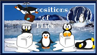 Prepositions of place: English Language