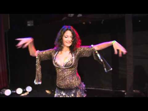 Angela Ruvinov  Belly Dance