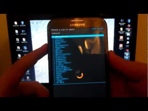 How to Root the AT&T Galaxy Note 2