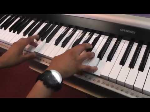 Como acompañar Coritos Songo Piano Menor Parte 2 Fast Songs 2