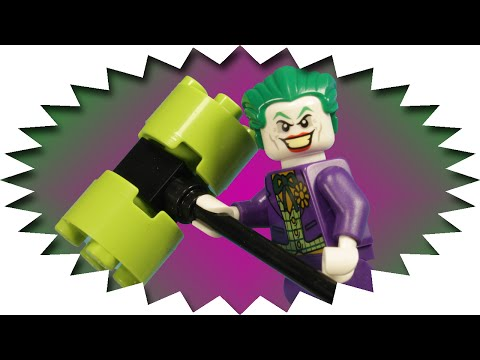 LEGO Batman - The Joker's Happy Hammer