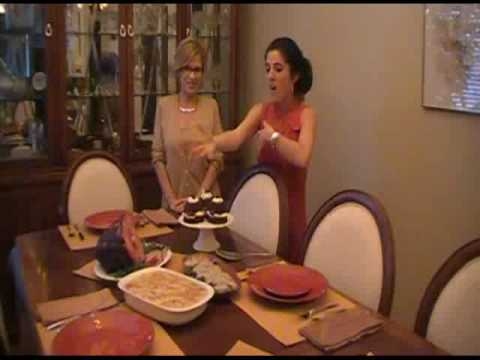 Egg & Dairy-Free Christmas Dinner -Part 3 of 3 (Food Allergy Cooking)
