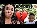 SAYING MY LAST GOODBYE | THE PRINCE FAMILY -