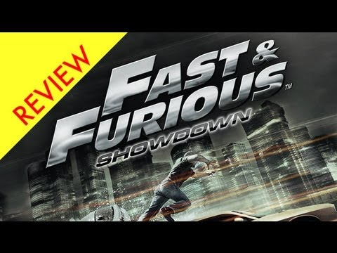 Fast and Furious Showdown Review Xbox 360 / PS3