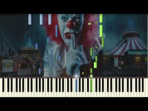 Dead Silence Theme - Piano tutorial (Synthesia)