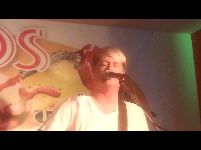 Austin Keith at Redds Fueling Station Open Mic night -- Drink Away the Pain