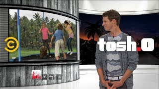 The Craziest Trampoline Videos - Tosh.0