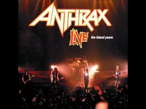 Anthrax-The Island Years Live A.I.R.