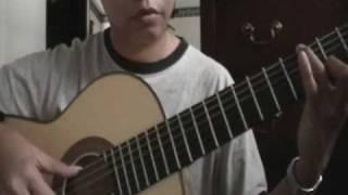 Saan Ka Man Naroroon - R. Umali (arr. by Jose Valdez) Solo Classical Guitar