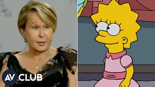 Yeardley Smith tells us how she really feels about Ted Cruz's Lisa Simpson comments