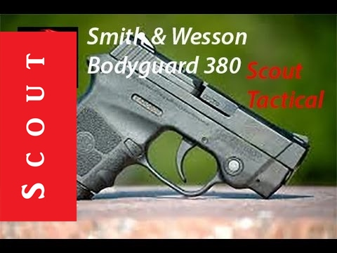 Smith and Wesson Bodyguard 380 Pistol Shoot and Review - Scout Tactical