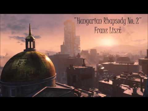 Fallout 4: Classical Radio - Hungarian Rhapsody No. 2 - Franz Liszt