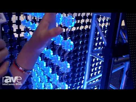 InfoComm 2015: Vteam Introduces Flexible LED Curtain