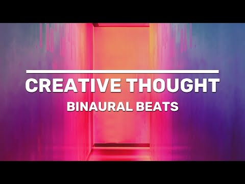 Creative Thought for Art, Invention, Music - Binaural Beats - 7,5 Hz