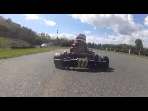Viverone final super mini Karting