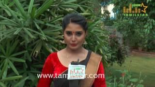Sandra Amy At Sivappu Enakku Pudikkum Team Interview