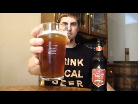 San Diego Beer Vlog EP 151: Fuller's London Pride Video Beer Review