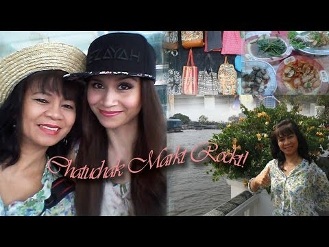 FMA SHOPPING FIEBER BANGKOK CHATUCHAK WEEKEND MARKET