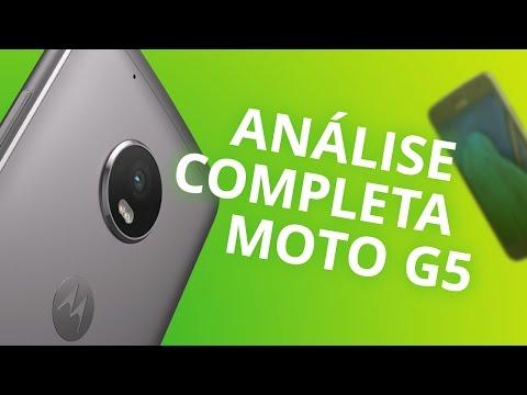 Motorola Moto G5 (2017) - Análise Completa/Review
