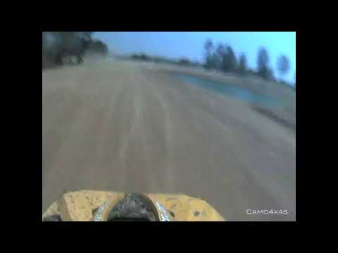 Drag Racing a Renegade 800 Can Am (POV)