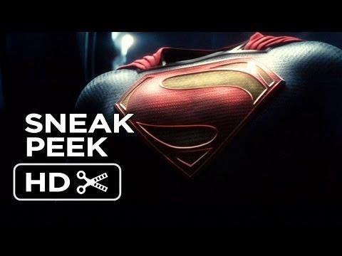 Batman v. Superman: Dawn Of Justice Official Sneak Peek (2015) -...