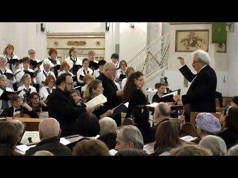 Lutheránia Budapest - J. S. Bach: Karácsonyi oratórium (Weihnachtsoratorium) 4-5-6.