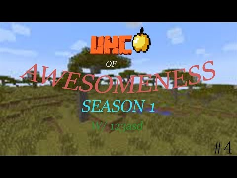 To feed a horse a golden apple... (UHC of Awesomeness Season 1 Episode 4 [w/ 123asd])