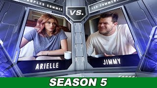 Couples Commentary (Arielle vs. Jimmy)