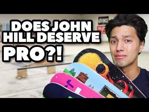 Does John Hill Deserve Revive Pro?!