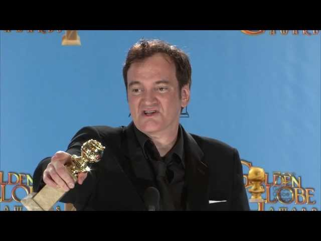 Backstage with Quentin Tarantino, best screenplay