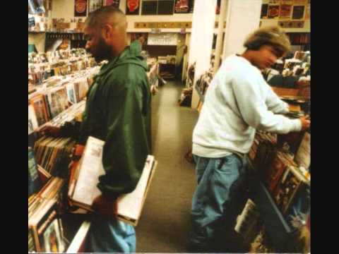 Dj Shadow- Soup (single version)