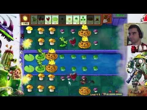 Koniec nocy? - Plants vs Zombies #19
