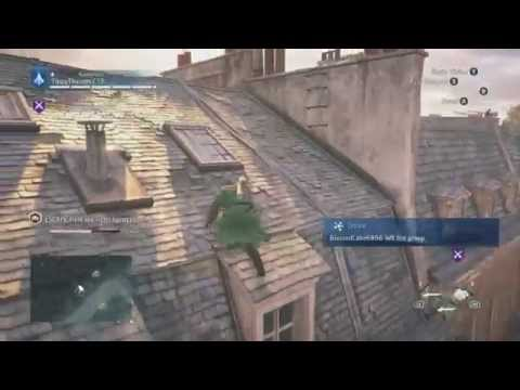 Assassin's Creed Unity – HEIST MULTIPLAYER COOP Gameplay – Early Gameplay Review (1080p)