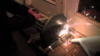 Cutting Steel Ball Bearing Drawer Slides