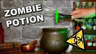 How To Make A Zombie Potion