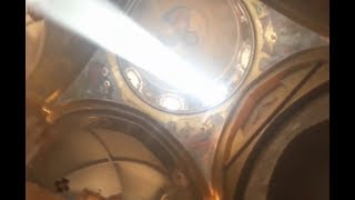 The Miracle Of Holy Fire БЛАГОДАТНЫЙ ОГОНЬ Христос Воскресе Χριστὸς ἀνέστη
