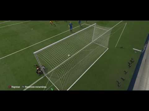 FIFA 16 Dani Alves goal