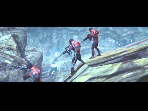 Planetside 2: When War Broke - Indar