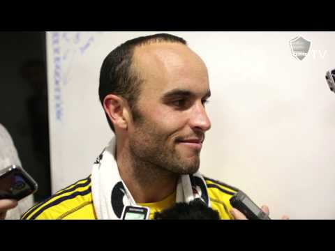 Landon DONOVAN ties the MLS assist record | POSTGAME