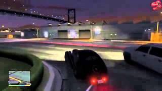 вождение в видео игры GTA5 учебник HD
