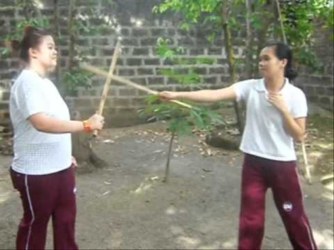 Arnis - Striking Techniques and Counter Attacks Image 1