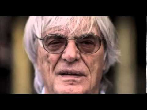 Bernie Ecclestone Facing Bribery Charges