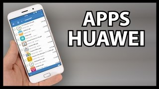 Launcher y Apps Huawei EMUI 4.0 para Cualquier Android!